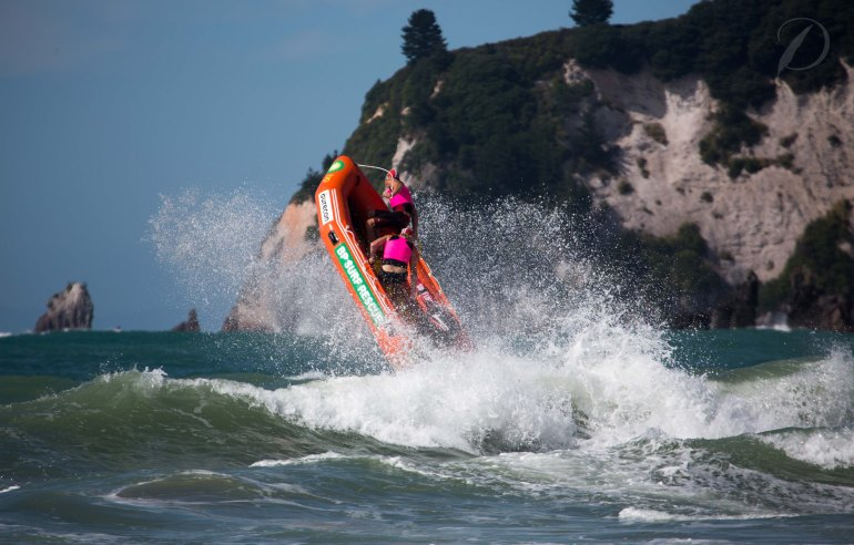 Locals lapping up IRB nationals
